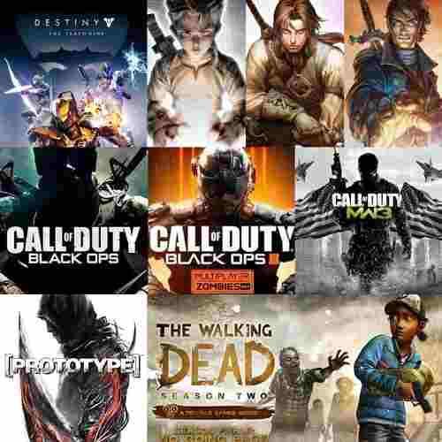 Paquete 12 juegos xbox 360 mega oferta online originales
