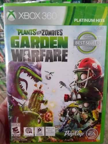 Plantas vs zombies garden warfare xbox 360 (en d3 gamers)