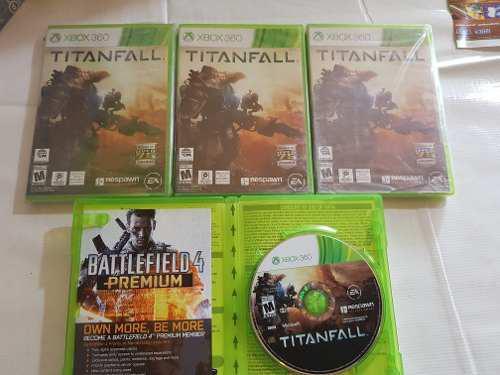 Titanfall xbox 360 nuevo sellado original