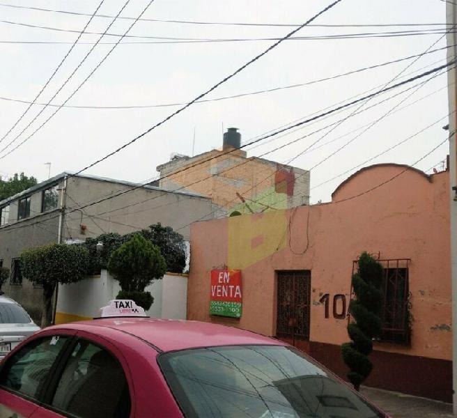 Venta de terreno nativitas h4 contruye 5 viviendas 177m2