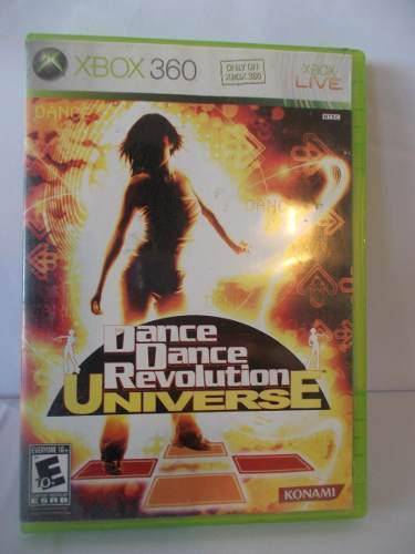 Video juegos xbox 360 dance dance revolution universe #a339