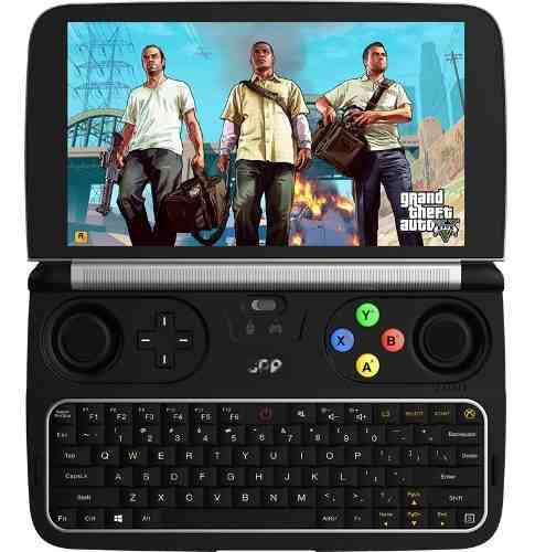 Consola juegos gpd win2 minipc windows10 8/128gb psp steam
