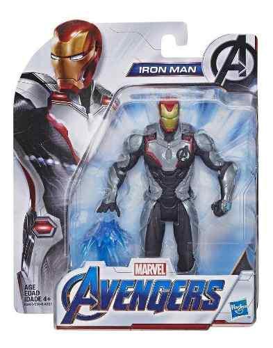 Ironman 6 Pulgadas Avengers Endgame Marvel Hasbro