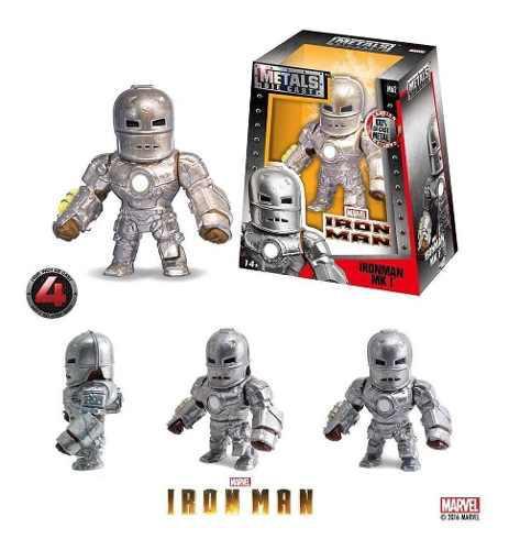 Ironman mk i marvel jada metal diecast m62