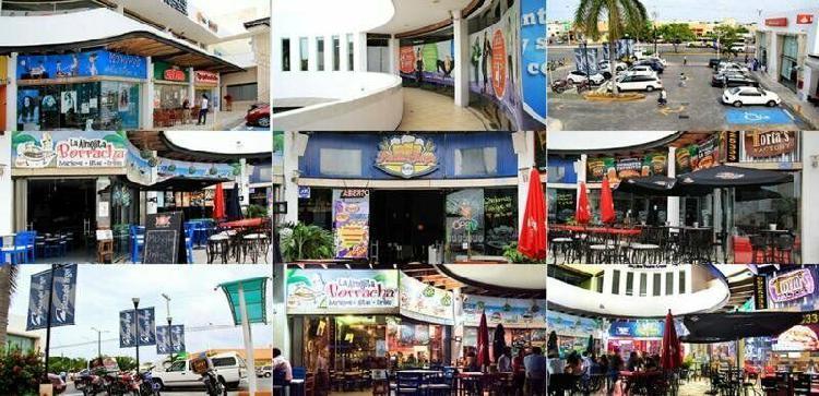 Local comercial renta plaza del angel /