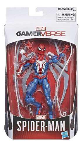 Marvel gamerverse spider-man nuevo y sellado