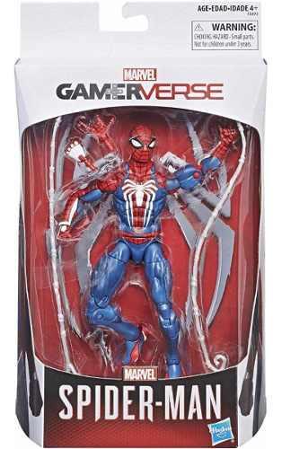 Marvel legends spiderman gamerverse