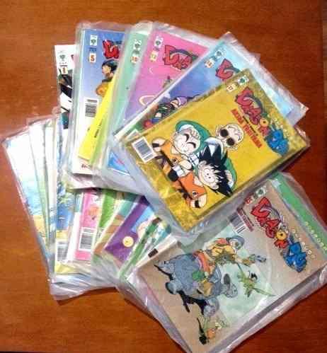 Oferta comics mangas y revistas dragon ball coleccionables