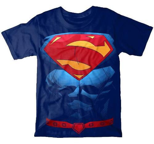 fd97d9b5859 Playera superman dc 【 REBAJAS Julio 】 | Clasf
