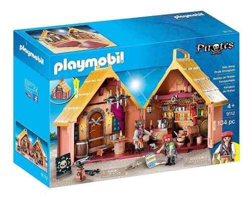 Playmobil 9112 taberna pirata portatil