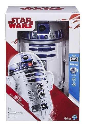 Star wars smart r2d2 robot inteligente r2-d2 disney