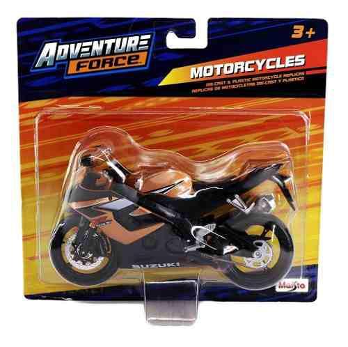 Suzuki gsx r1000 motos escala 1/12 maisto coleccion metal