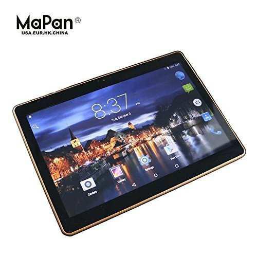 Tablet 3g dual sim 16gb android 6 pantalla 10.1 wifi dualcam