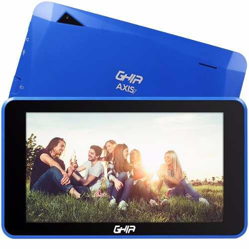 Tablet android niños quad core 1gb 8gb bluetooth ghia axis