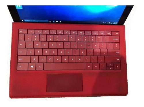 Tablet microsoft surface pro 3 core i7 8/512gb windows tecla