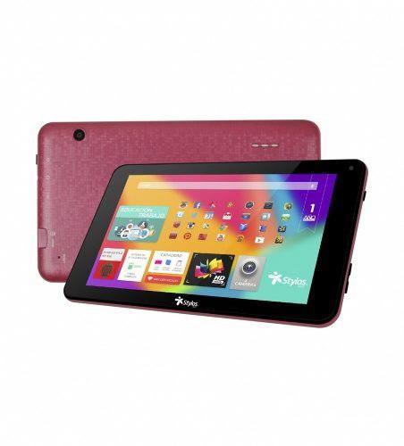 Tablet stylos taris sttta82r roja 7 quad core 16gb ram 8gb