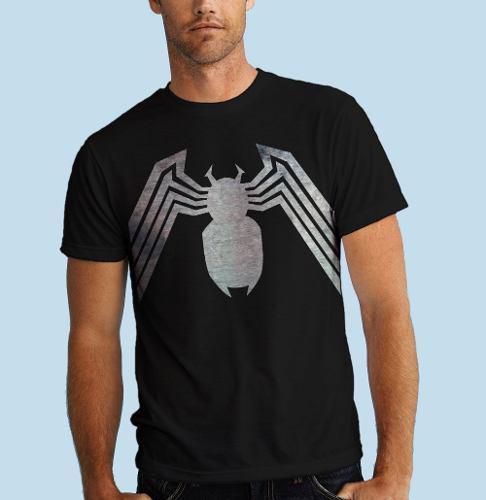 Venom,comics,hombre araña,spiderman,hecho a mano,vintage