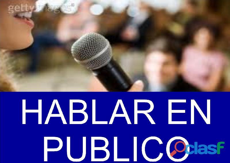 Curso hablar en publico en monterrey