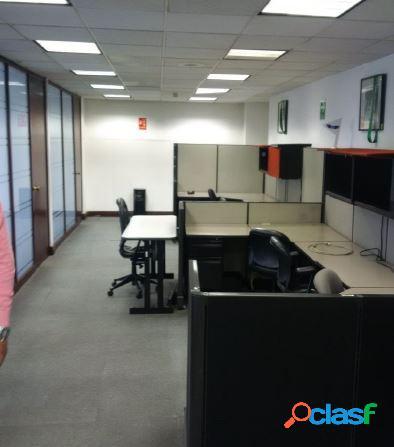Céntrica oficina de 5,800 m2, roma sur
