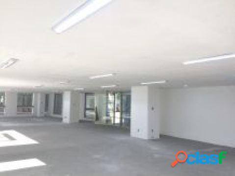 Céntrica oficina en anzures de 538 m2, piso 2