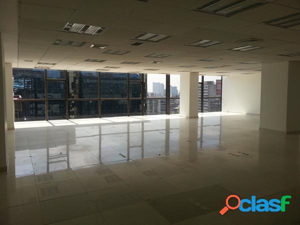 Oficina en edificio corporativo, 176 m2, 801-c,d.e. polanco