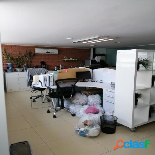 Moderna oficina de 122 m2 en polanco, piso 9
