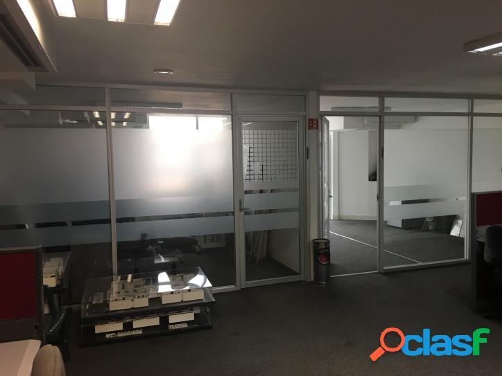 Oficina ubicada en el corazón corporativo de polanco, 107 m2