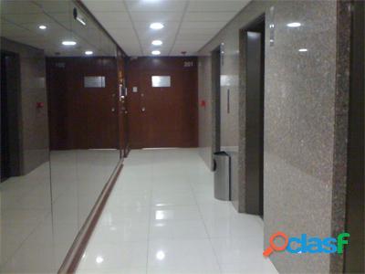 Oficina ubicada en el corazón corporativo de polanco, 114 m2