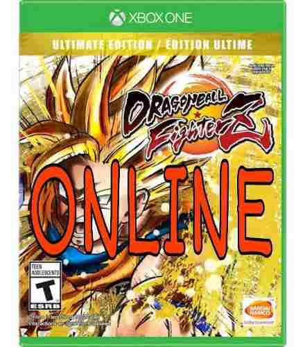 Dragon ball fighter ultimate edition xbox one