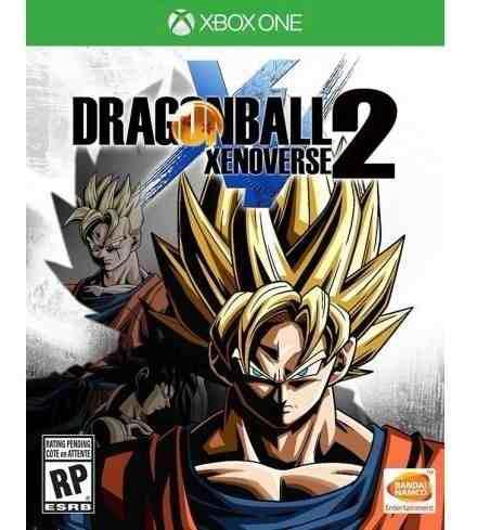 Dragon ball xenoverse 2 - xbox one nuevo y sellado