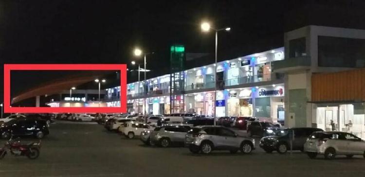 """En renta local comercial plaza arcángeles """"chedraui"""