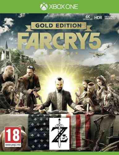 Far cry 5 xbox one 2x1