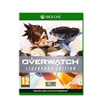 Overwatch legendary edition xbox one codigo digital original