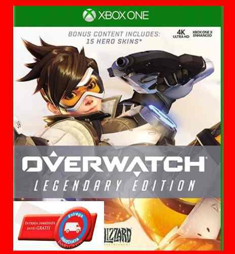Overwatch®: legendary edition xbox one online