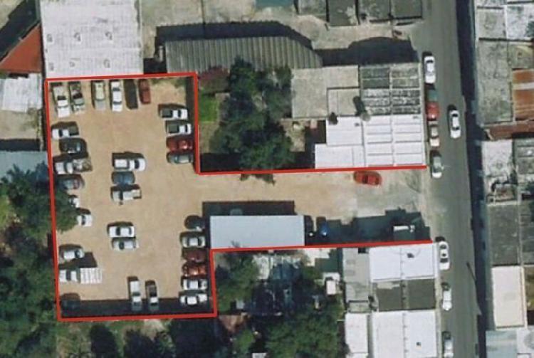 Terreno en renta para estacionamiento en el centro de