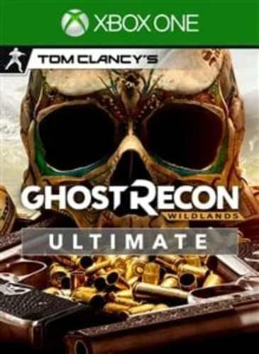 Tom clancy's ghost recon wildlands ultimate edition xbox one
