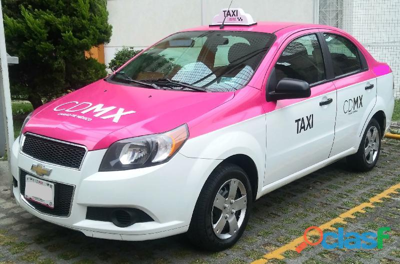 Busco chofer para trabajar taxi