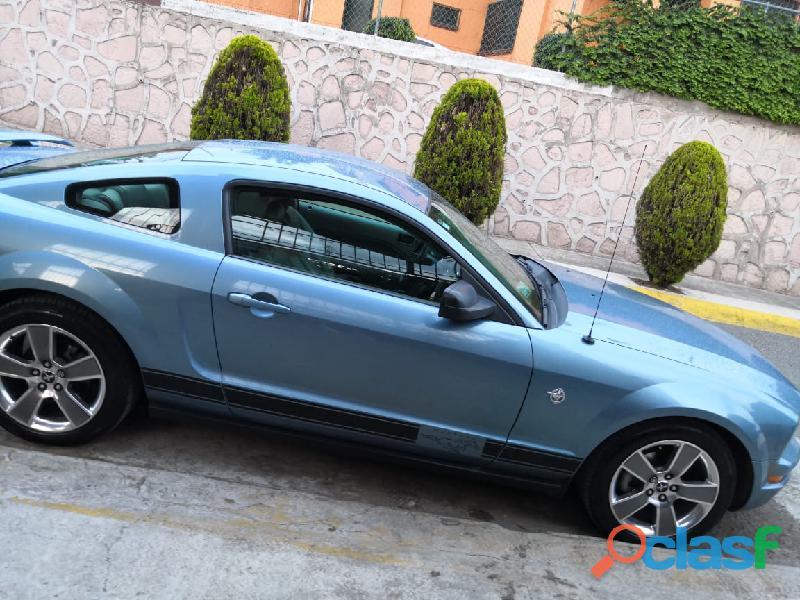 Ford Mustang 2007, Edición Windveil blue 3