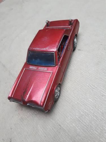 1967 ford mercury cougar lamina bandai japon no funciona