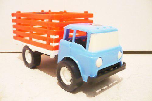 Camion ford de redilas - camioncito juguete escala impala