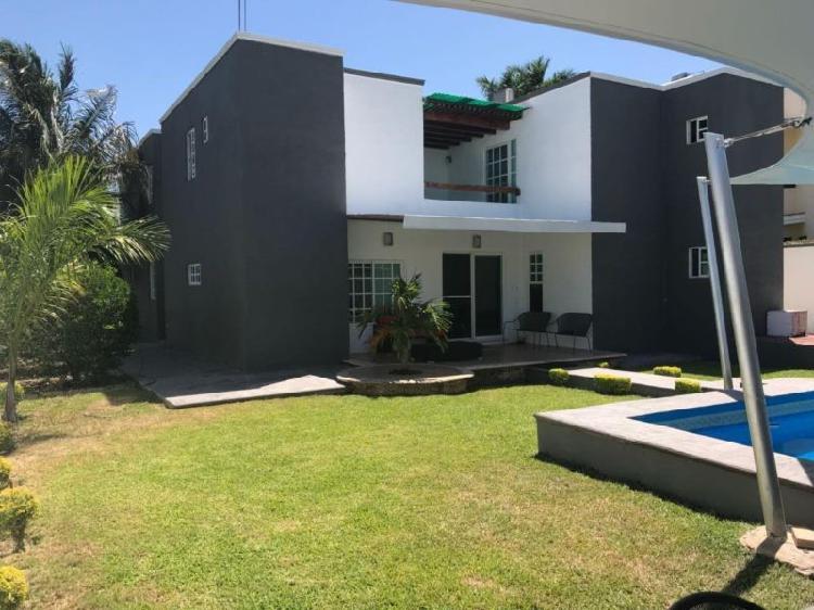 Casa amueblada en renta, montes de amé, merida yucatan