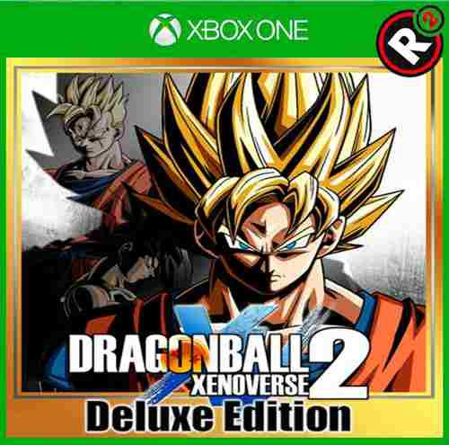 Dragon ball xenoverse 2 all dlcs xbox one online