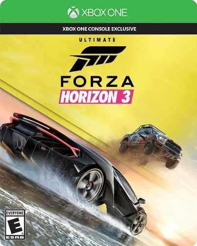 Forza horizon 3 ultimate xbox one original online
