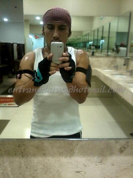 Hombre atletico de Gym busca novia (df)