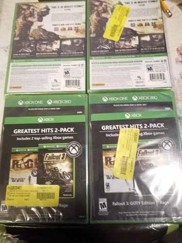 Juegos xbox one nuevos sellados 300 c/u