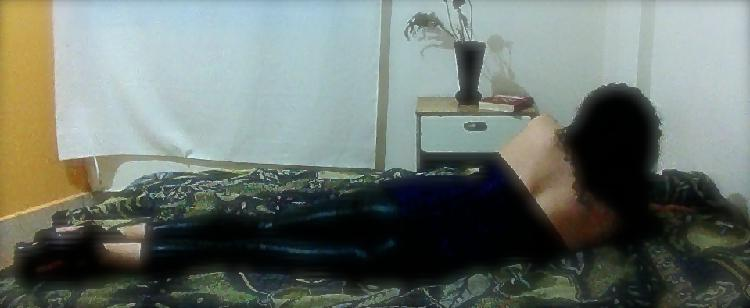 Melisha, Travesti de closet atractiva y muy agradable