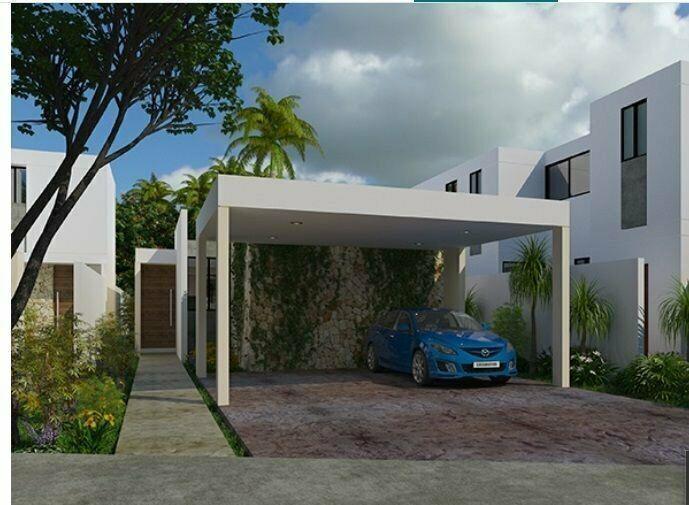 Preventa casa en privada aleza mod 167 un piso