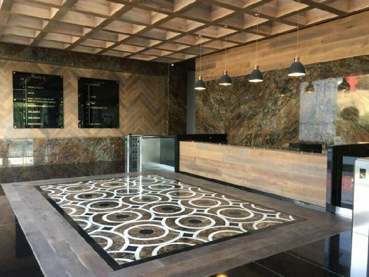 Renta oficinas corporativas zona esmeralda, galerías