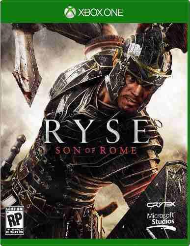Ryse son of rome xbox one fisico nuevo