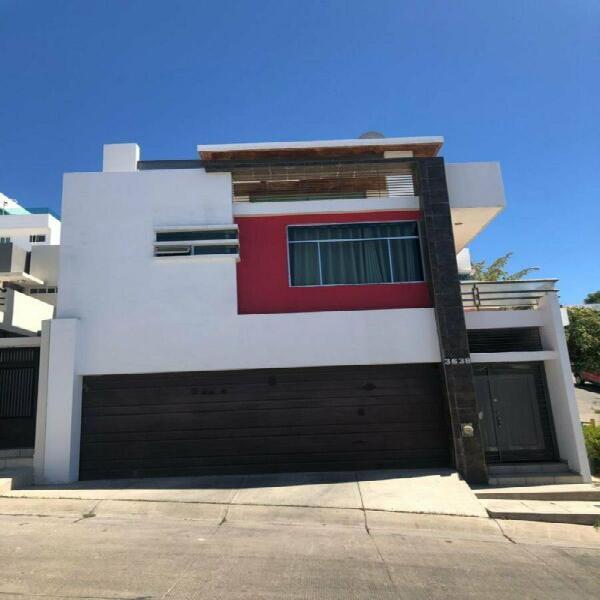 Se vende residencia - interlomas $5,800,000